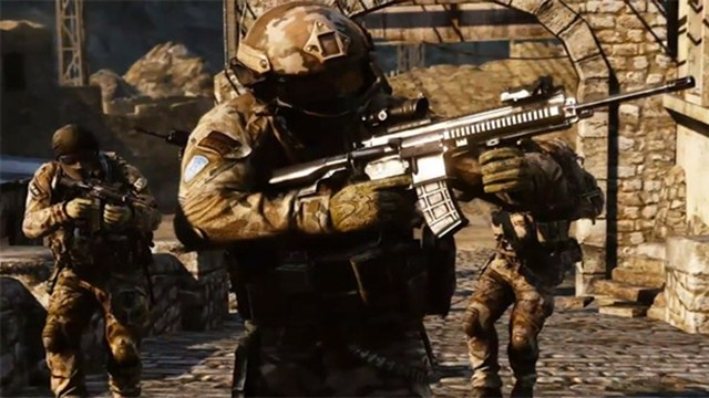 Medal of Honor Warfighter Zero Dark Thirty Çıkış Videosu