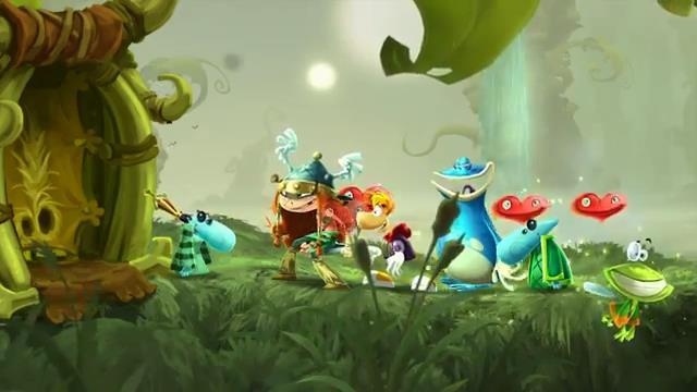Rayman Legends: Toad Story Oynanış Videosu