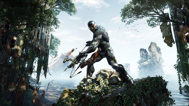 Crysis 3'ten Uzunca Bir Oyun İçi Video