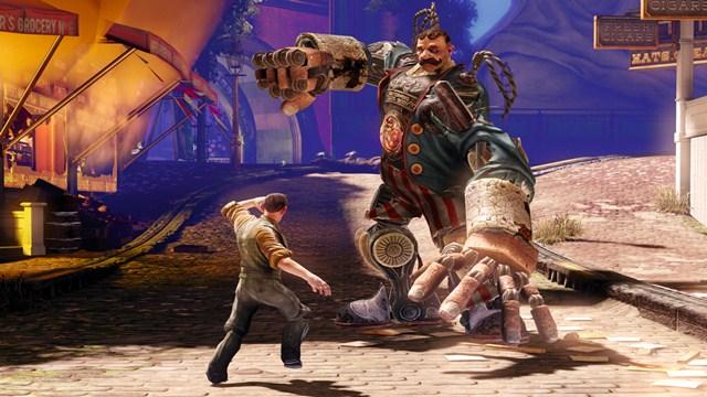 BioShock Infinite'in İlk 5 Dakikası Yayınlandı