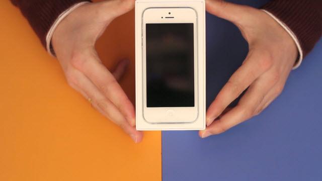 iPhone 5 Kutu İçeriği