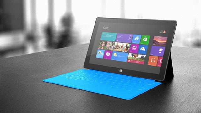 Surface RT Tanıtım Videosu