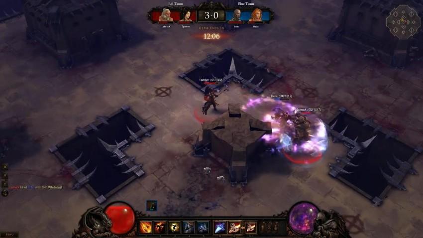 Diablo 3 - Yeni Yama İle PvP Geliyor