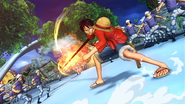 One Piece Pirate Warriors 2 Tanıtım Videosu