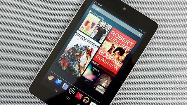 Google Nexus 7 Kutu Açılımı ve İncelemesi