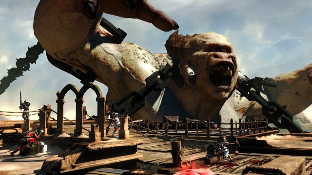 God of War Ascension Multiplayer Beta Anları Videosu