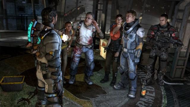 Dead Space 3 - Kinect Videosu Yayınlandı