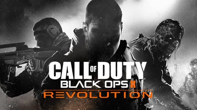 CoD Black Ops 2 - Revolution İçeriği Tanıtım Videosu