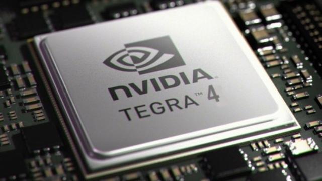 Nvidia Yeni Tegra 4 İşlemcisini Tanıttı