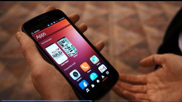 Ubuntu Mobil Kullanımına İlk Bakış