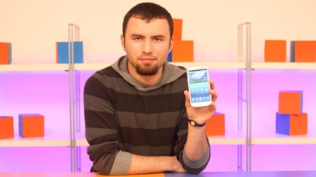 Samsung Galaxy S3 İncelemesi
