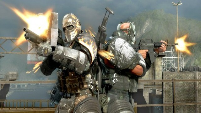 Army of Two: The Devil's Cartel Tanıtım Videosu