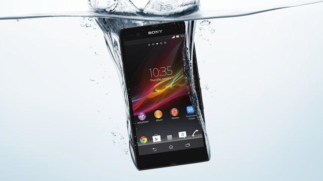 Sony Xperia Z Yeni Tanıtım Videosu