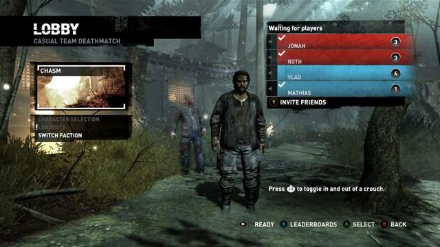 Tomb Raider Multiplayer Oynanış Videosu