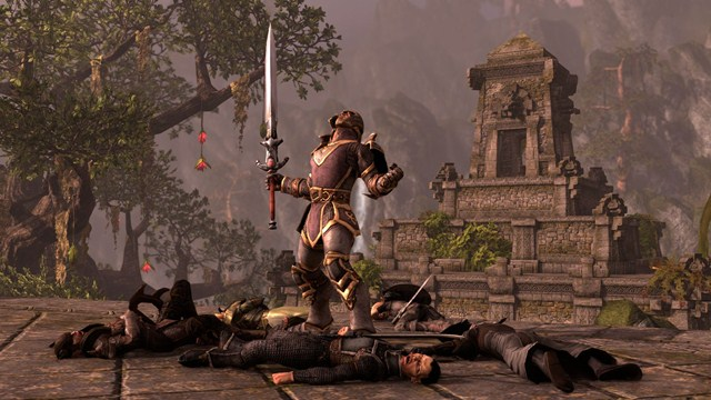 The Elder Scrolls Online Sinematik Video