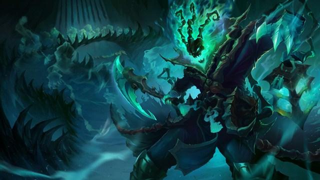 LoL - League of Legends'ın Yeni Kahramanı Thresh'in Tanıtımı