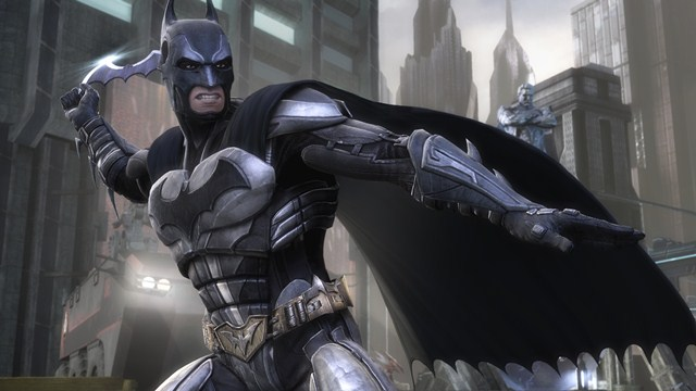Injustice: Gods Among Us Sinematik Videosu
