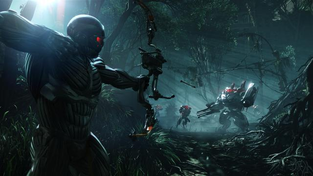 Crysis 3 Multiplayer Oynanış Videosu