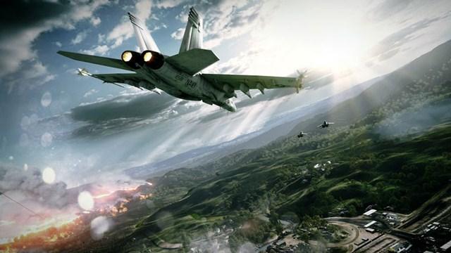 Battlefield 3 End Game - Air Superiority Oynanış Videosu