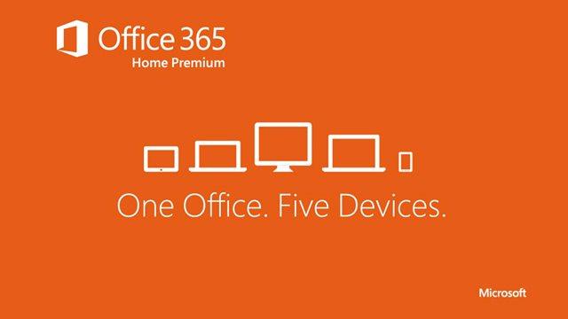 Office 365 Home Premium Tanıtım Videosu