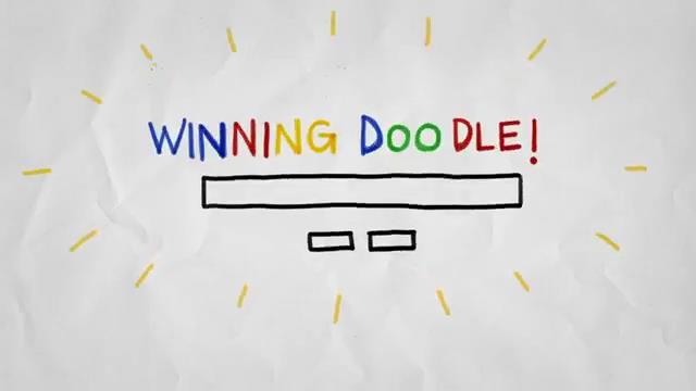 Doodle 4 Google 2013 Yarışması Katılımlar Başladı