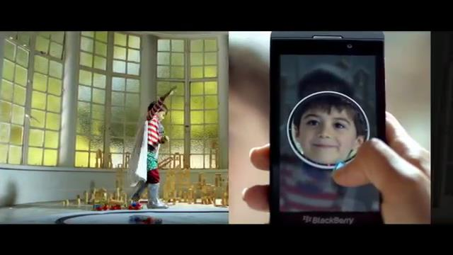 BlackBerry Z10 ile Zamanda Yolculuk Yapın