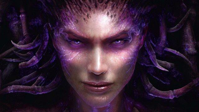 StarCraft II Heart of  the Swarm Oynanış Tanıtım Videosu
