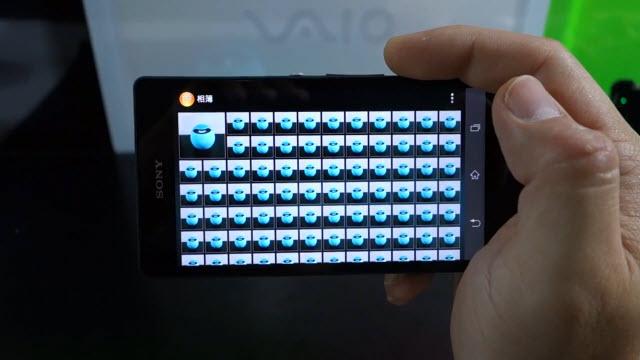 68 Saniyede 999 Resim Çekmek Xperia Z ile Mümkün