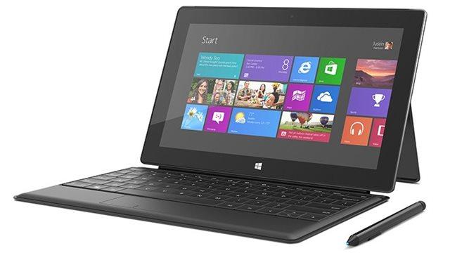 Surface Pro Tanıtım Reklamı