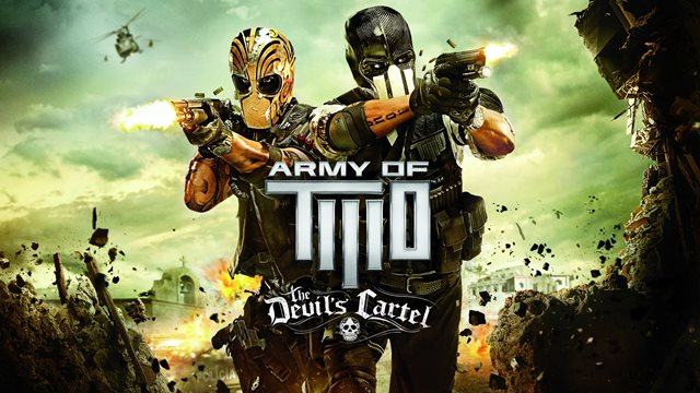 Army of TWO The Devil's Cartel Oynanış Videosu