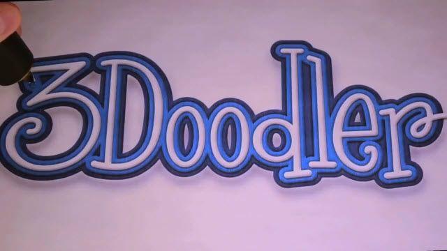 3Doodler 3D Baskı Kalemi Tanıtımı