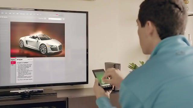 Xbox SmartGlass Teknolojisi