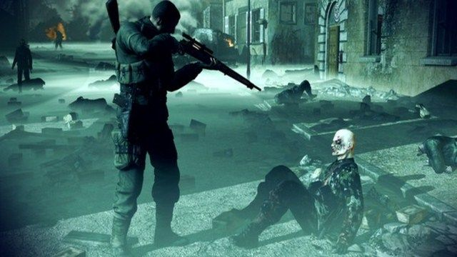 Sniper Elite: Nazi Zombie Army Çıkış Videosu Yayınlandı