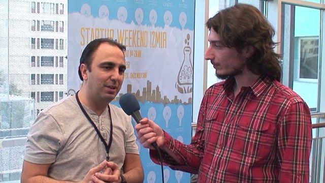 Startup Weekend İzmir - Embryonix Direktörü Taylan Demirkaya Röportajı