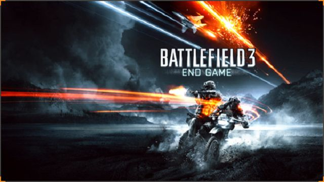 Battlefield 3: End Game - Haritalar
