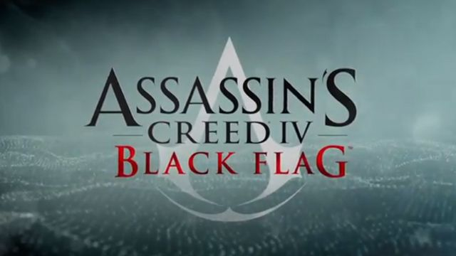 Assassins Creed IV Black Flag İlk Fragmanı