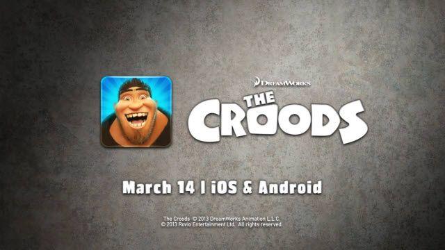 The Croods Çıkış Videosu