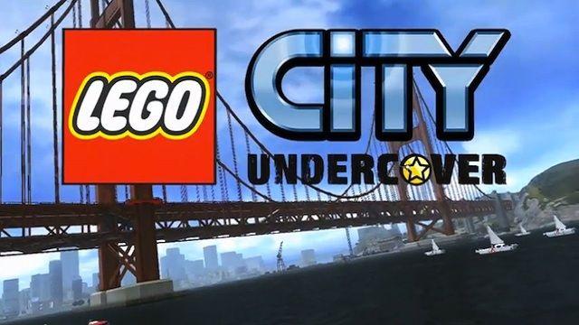 LEGO City: Undercover TV Reklamı