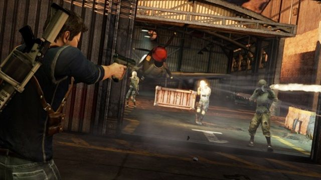 Uncharted 3 Free to Play Multiplayer Videosu