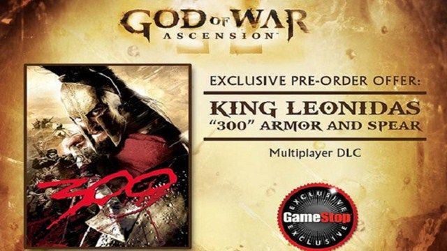 God of War Ascesion - This is Sparta (300) Videosu