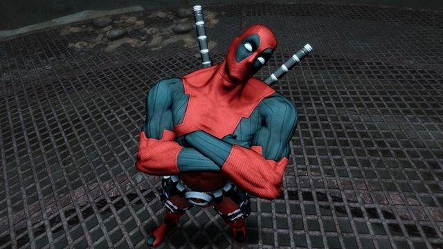 Deadpool Oynanış Videosu Yayınlandı