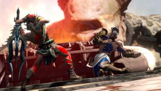 God of War Ascension - Multiplayer Poseidon Sınıfı Videosu