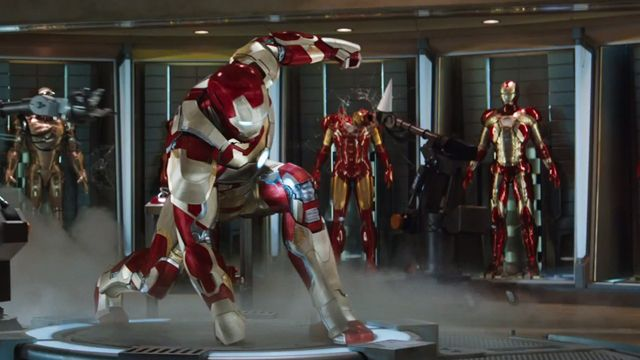 Iron Man 3'ün Yeni Fragmanı