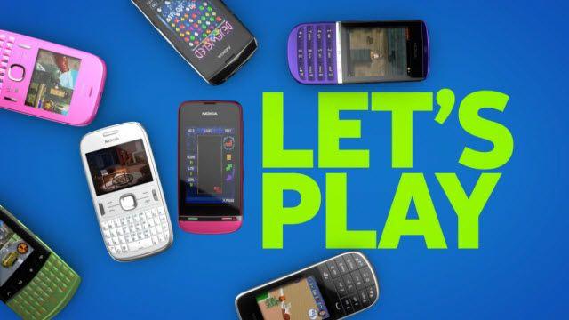 Nokia Asha - Mobil Oyunlar