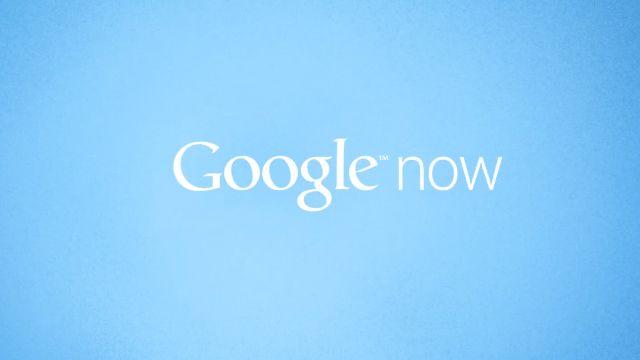 Google Now Tanıtım Videosu