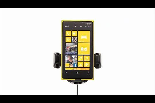 Nokia Kablosuz Araç Şarjı