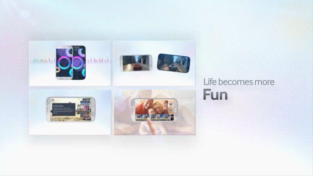 Samsung Galaxy S4 Tanıtım Videosu