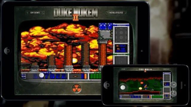 Duke Nukem II iOS Versiyonu Tanıtım Videosu