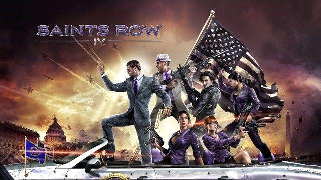 Saints Row 4 - Duyuru Videosu