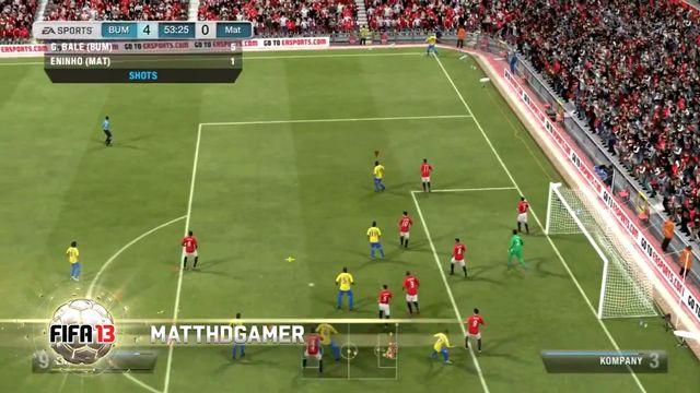 FIFA 13: Haftanın Golleri - 19. Bölüm